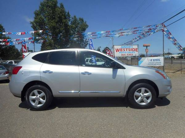 Photo REDUCED PRICE 2012 NISSAN ROGUE SPECIAL EDITION - $7912 (JUNIORS WESTSIDE AUTO SALES 530-365-5353)
