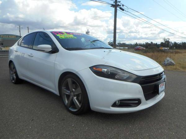 Photo REDUCED PRICE 2014 DODGE DART GT 6 SPEED MANUAL FUN CAR - $8914 (JUNIORS WESTSIDE AUTO SALES)