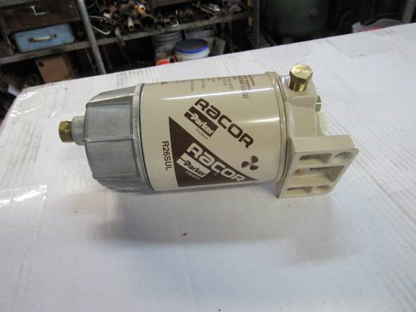 Photo Racor Diesel Tngine Fuel filter  Water Seperator - $40 (City of Anderson)