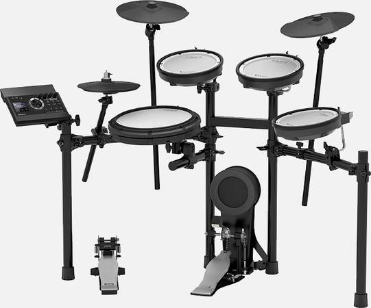 Photo Roland TD-17KV - V-Drums - Brand New - On Sale - $1,000 (Weaverville)