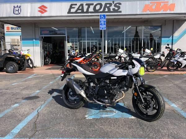 Photo Suzuki SV650X 2019 Brand new - $5,999 (Fator39s Motorycle Sales)