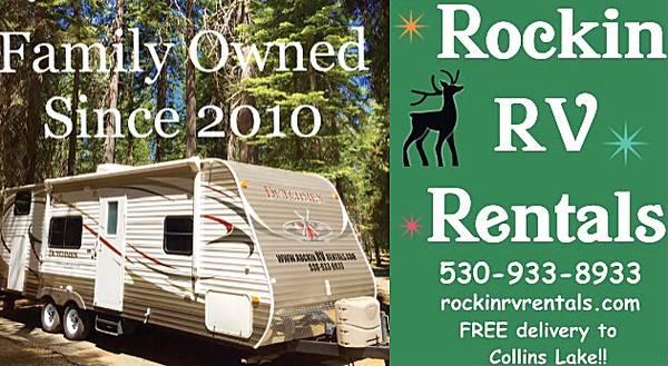 Photo Travel Trailer Rentals 530.933.8nine33 (Browns Valley, Yuba City  Local Surrounding)