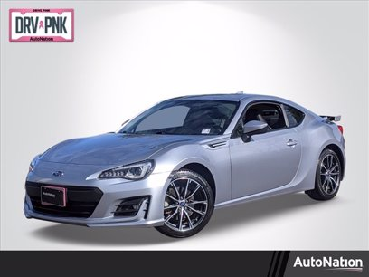 Photo Used 2017 Subaru BRZ Limited w Popular Package 2 for sale