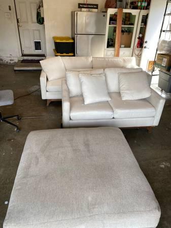 Photo White sofa - $500 (96001)