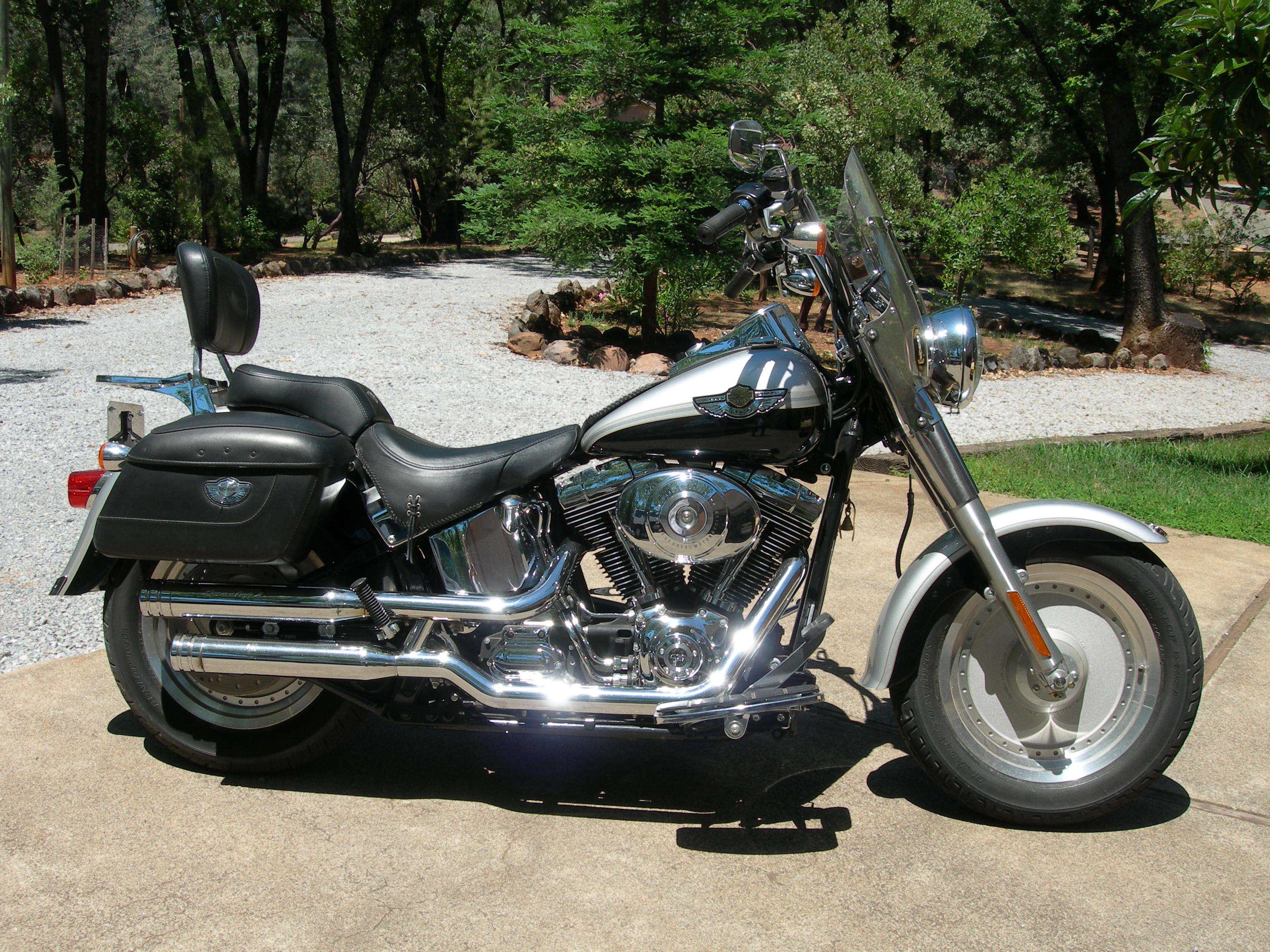 Photo 2003 Harley-Davidson FAT BOY $7000177.10177.10
