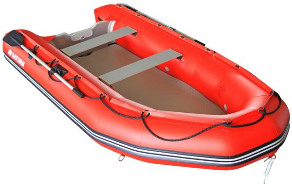 Photo 1239 Saturn SD365 Inflatable  Like a Zodiac, One owner. Excel cond. - $800 (AutoBikeSales Reno NV)