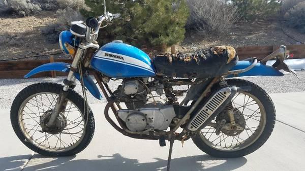 Photo 1970 Honda SL175 - $500 (minden)