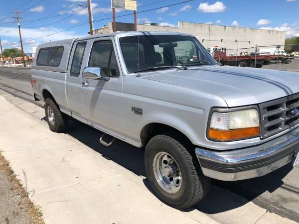 Photo 1993 Ford F-150 extended cab - $1999 (reno)