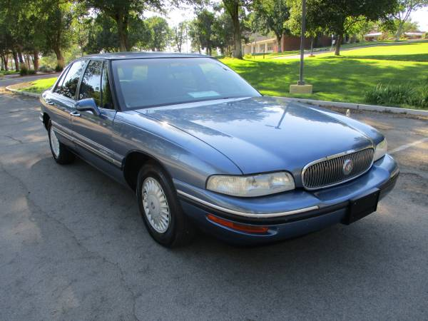 Photo 1998 Buick LeSabre Custom, FWD, auto, 3800 ll V6, loaded, SUPER CLEAN - $3,500 (MUST SEE ALL ORIG. LOOKS RUNS GREAT SMOG, 3Way of Nv.)