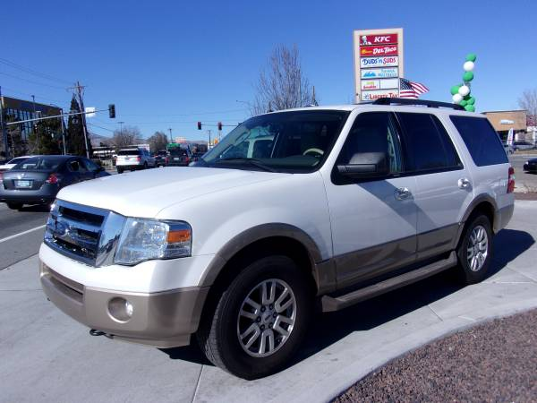 Photo 2014 Ford Expedition 4X4 FULLY LOADED 3RD ROW SEATS E-Z FINANCING - $15995 (RENO)
