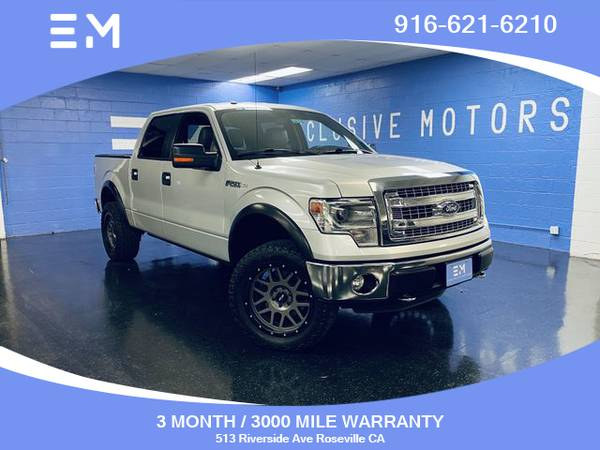 Photo 2014 Ford F150 SuperCrew Cab - $26995