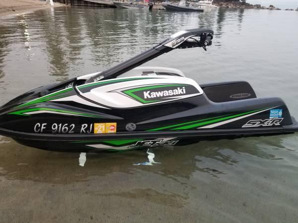 Photo 2017 Kawasaki SXR 1500 - $9,000 (Carson city)