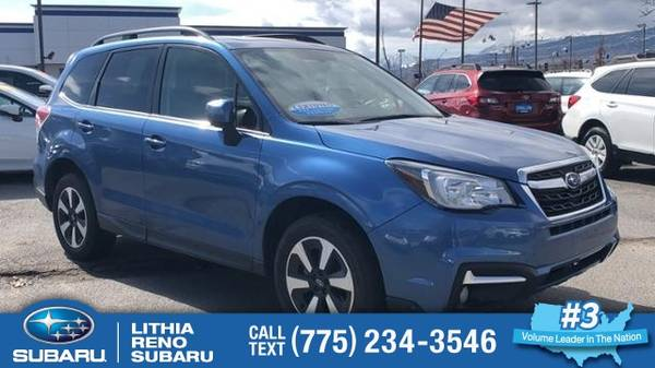 Photo 2018 Subaru Forester 2.5i Limited CVT SUV Forester Subaru - $24995 (2018 Subaru Forester 2.5i Limited CVT)
