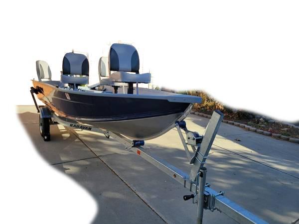 Photo 2018 Yamaha 14 ft Fishing Boat - $9,300 (Reno)