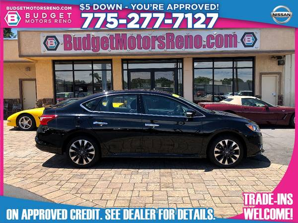 Photo 2019 Nissan Sentra - $18,895 (Budget Motors - Reno Nevada)