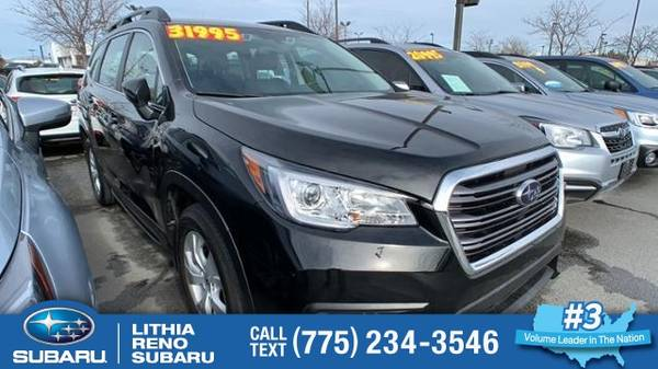 Photo 2019 Subaru Ascent 2.4T 8-Passenger SUV Ascent Subaru - $27995 (2019 Subaru Ascent 2.4T 8-Passenger)