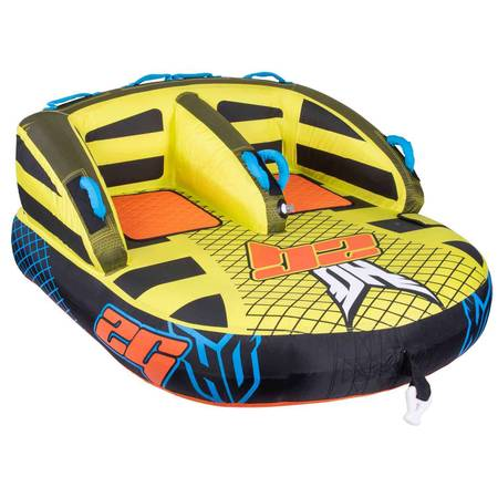 Photo 2G 2-Person Towable Tube  boat innertube - $200 (Truckee Tahoe City)