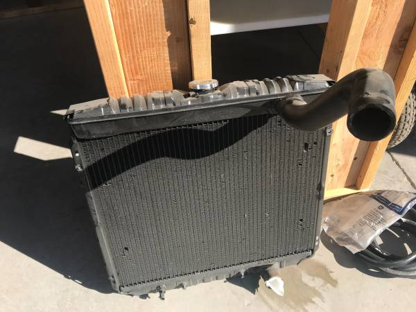 Photo 3 ROW 1967 MUSTANG RADIATOR - $100 (SPANISH SPRINGS)