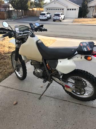 Photo 96 Honda XR400 - $3000 (Sparks)