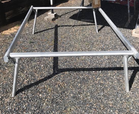 Photo Aluminum Truck Rack 8ft - $100 (Washoe Valley)
