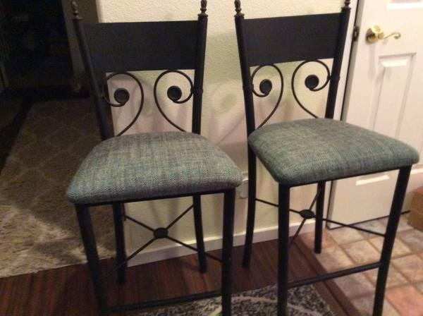 Photo Bar stools - $35 (Double Diamond)