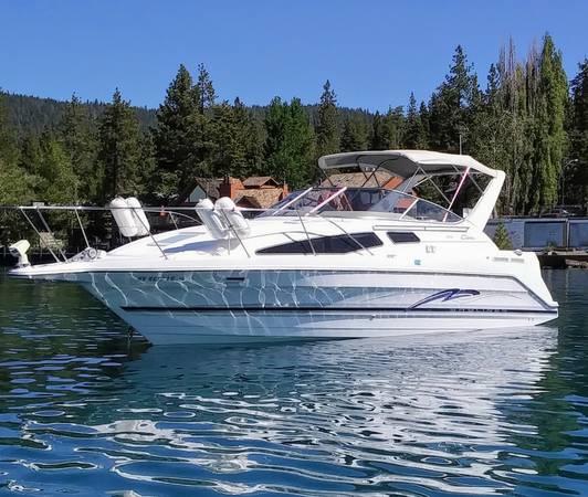 Photo Bayliner 28 Foot Cierra Cabin Cruiser - $36,900 (RenoTahoe)