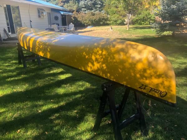 Photo Canoe - Easy Rider Ouzel 17 Royalex - $850 (Reno)