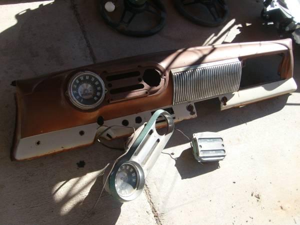 Photo Chevy Bel-Air,210,150 1949-54 parts - $100 (Reno, NV.)