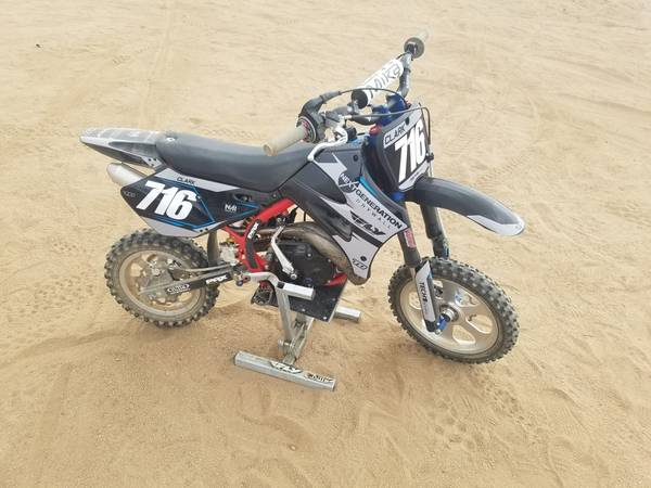 Photo Cobra 50 dirt bike - $2,300 (Reno)