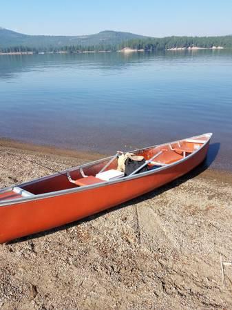 Photo Coleman Canoe - $400 (Reno)