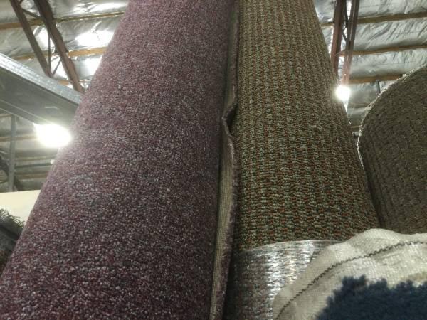 Photo Commercial carpet remnant - $50 (Sparks)