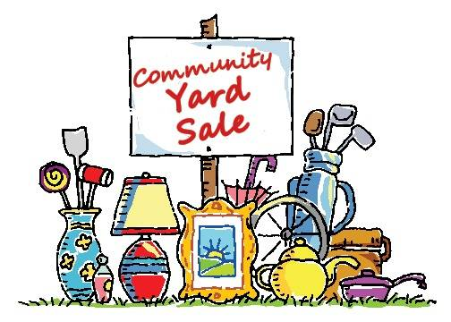 Photo Community Yard and Garage Sale (Santa Maria Ranch Dayton Nv)