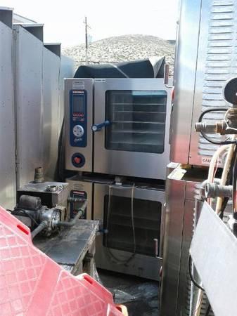 Photo Double Rib Oven - $1,500 (Carson City ,NV)