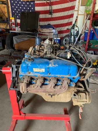 Photo Ford 302 motor - $1,200 (Minden)