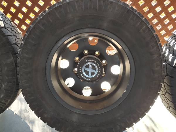Photo Ford Dually wheels - $800 (GARDNERVILLE)