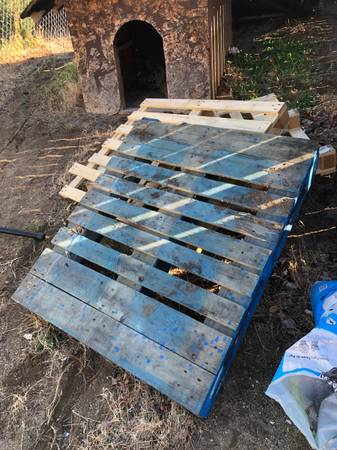 Photo Free pallets (Spanish Springs, NV)