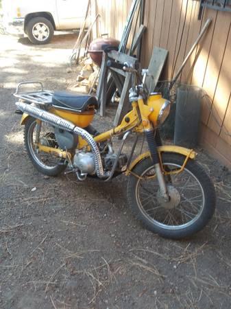 Photo Honda Trail 90 - $1,500 (Kings Beach)