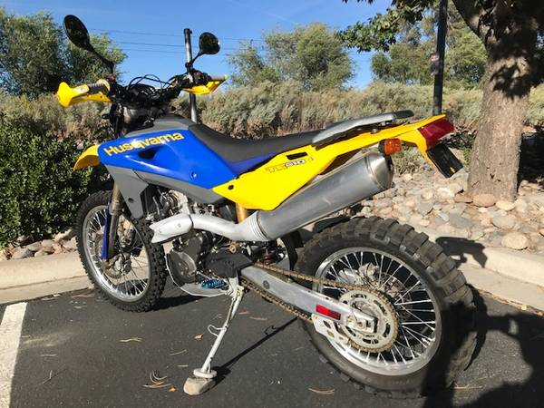 Photo Husqvarna TE 610 enduro - $3,995 (Reno)