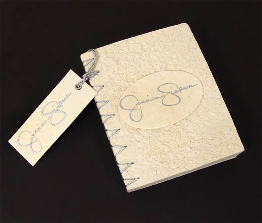 Photo Jessica Simpson Journal Diary  Bookmark - NEW - $8 (Southwest Reno)