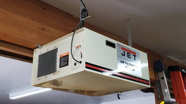 Photo Jet Air Filtration - $300 (truckee)