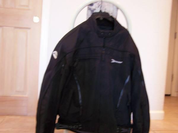 Photo Joe Rocket Ballistic Series Bike Jacket with protection guards - $100 (Reno)