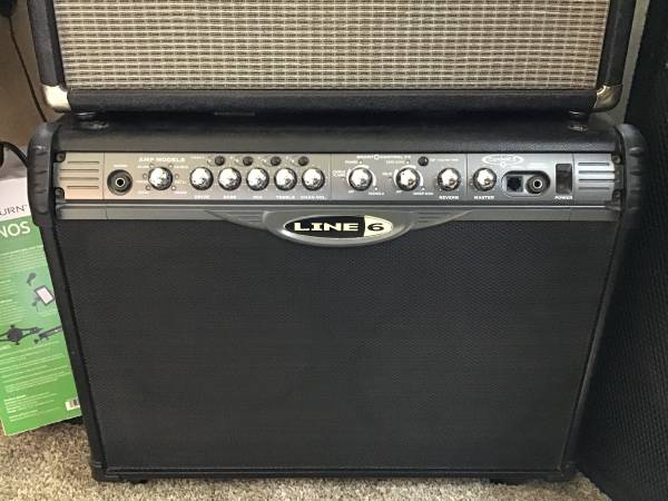 Photo Line 6 spider ll guitar  - $75 (South Lake Tahoe)