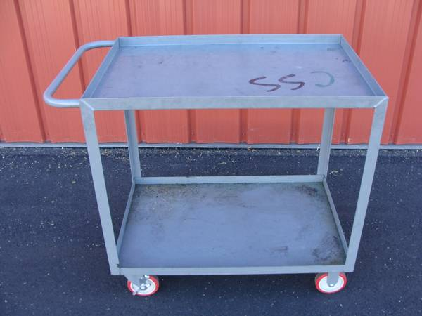 Photo Little Giant Steel Shop Cart - $50 (Spanish Springs)