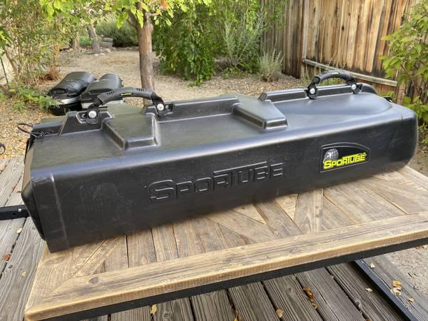 Photo New Sportube Series 3 Hard Sided Wheeled SkiSnowboard Case - $150