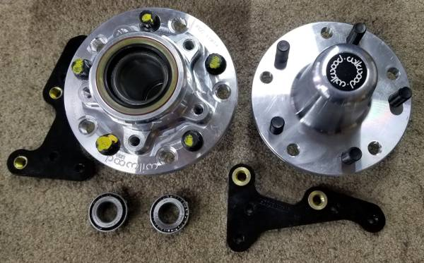Photo New Wilwood Aluminum Hubs And Parts 1949-1954 Chevy - $175 (Fallon)