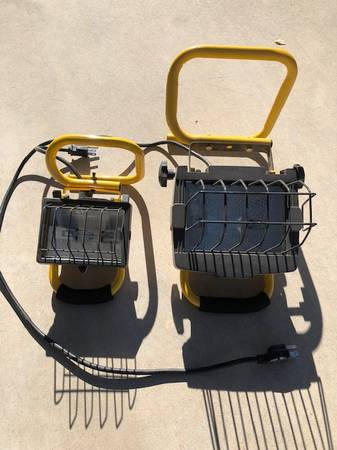 Photo Portable Work Lights - $15 (Spanish Springs)