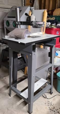 Photo Shopsmith overarm pin router table - $100 (Reno)