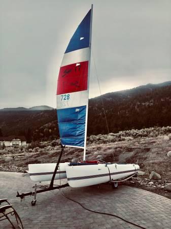 Photo Supercat 17 Catamaran - $2,000 (Near Carson City, NV)