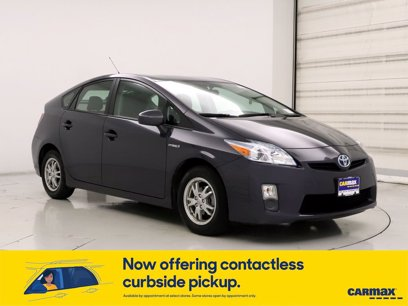 Photo Used 2010 Toyota Prius Three for sale