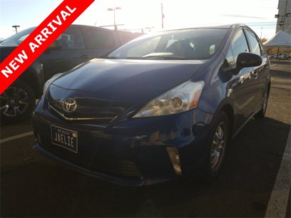 Photo Used 2012 Toyota Prius V Two for sale